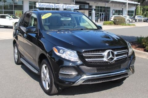 Certified Pre-Owned 2018 Mercedes-Benz GLE 350 RWD SUV
