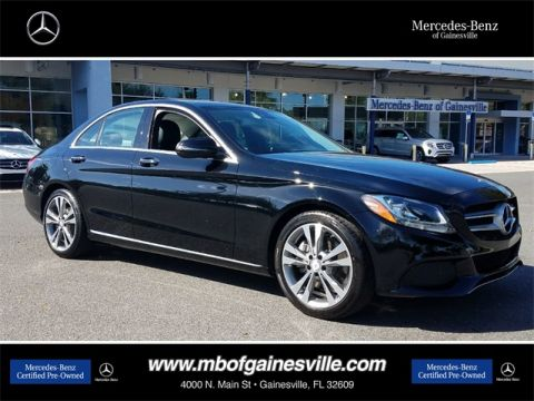 Certified Pre-Owned 2016 Mercedes-Benz C 300 RWD SEDAN