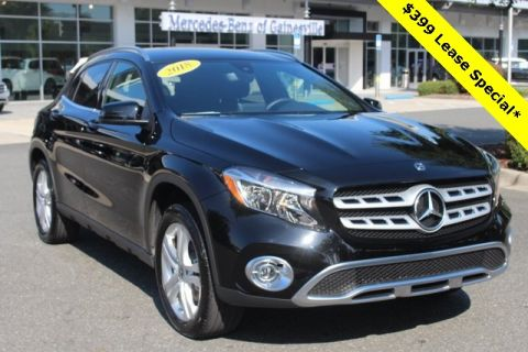 Certified Pre-Owned 2018 Mercedes-Benz GLA 250 FWD 4D Sport Utility