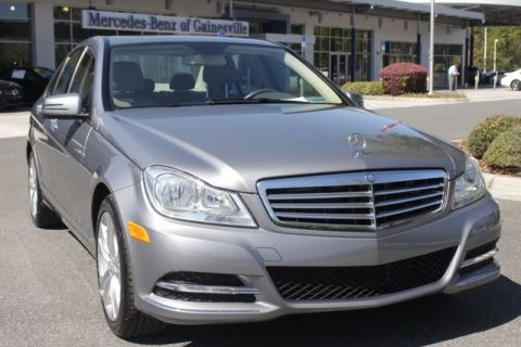 Pre-Owned 2014 Mercedes-Benz C 300 4MATIC® SEDAN