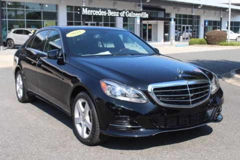 Certified Pre-Owned 2016 Mercedes-Benz E 250 RWD 4D Sedan