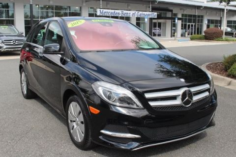 Pre-Owned 2015 Mercedes-Benz B 250e FWD 4D Hatchback