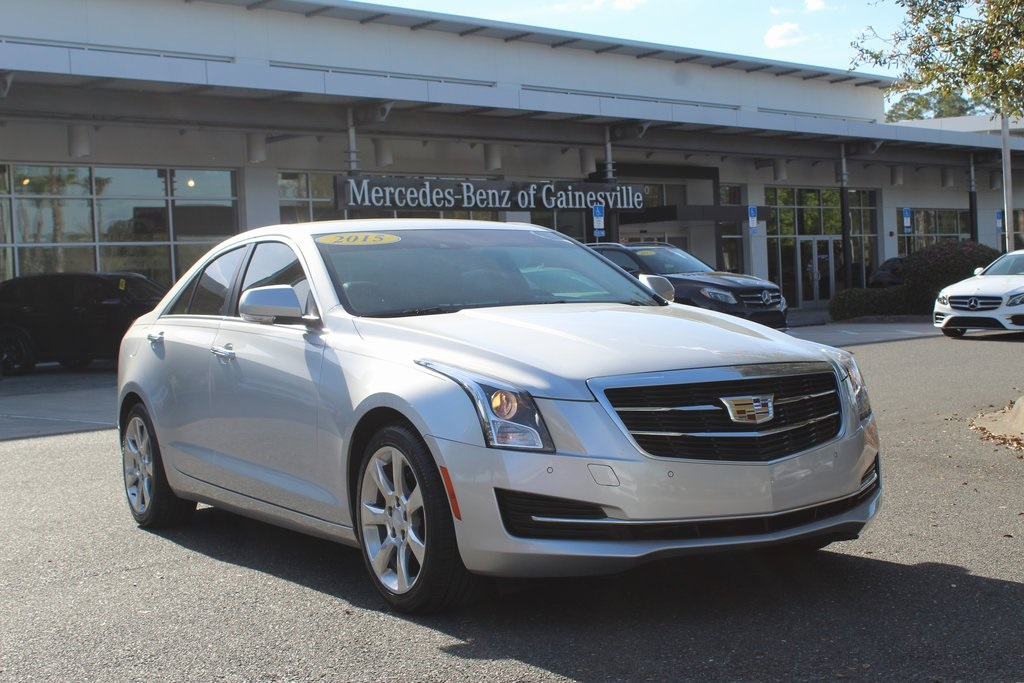 Pre-Owned 2015 Cadillac ATS 2.5L Luxury