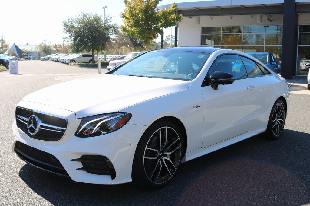 New 2019 Mercedes Benz E Class Amg E 53 Coupe Coupe In Gainesville