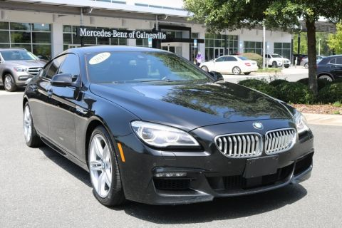 Pre-Owned 2016 BMW 6 Series 650i Gran Coupe